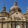 Basilica Del Pilar Wideangle