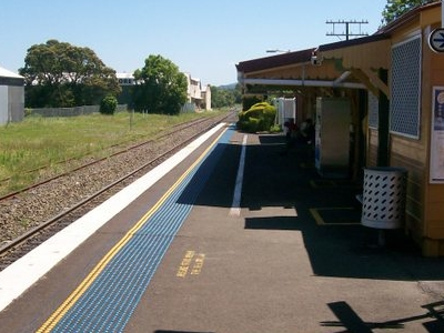 Berry Railway Station South