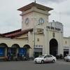 Ben Thanh Market Road