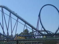 Bizarro Six Flags Great Adventure