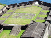 Brimstone Hill Fortress National Park