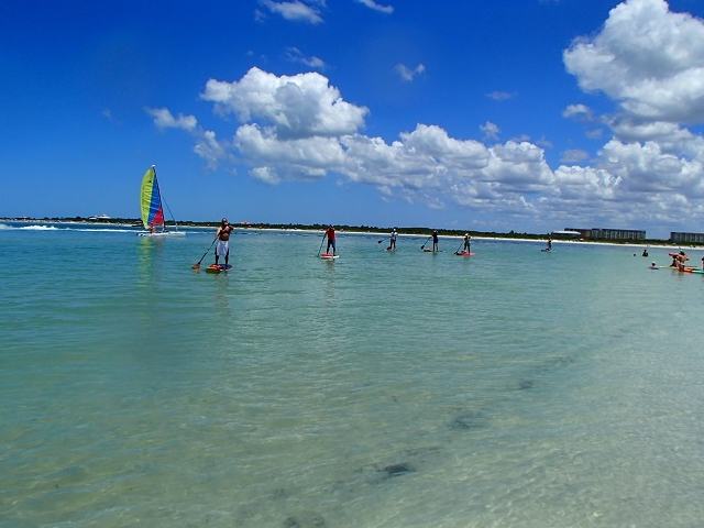 Caladesi Island Tour Photos