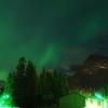 Canada Banff Aurora