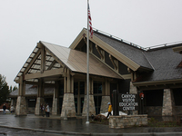 CanyonVisitor Education Center