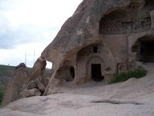 Cappadoccia Caves