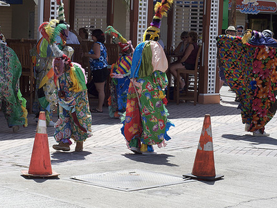 Carnival Celebrations - Saint Kitts And Nevis