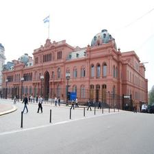 Casa Rosada - Argentina