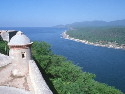 View Over The Bay From The Fortress