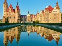 Castle of Moszna