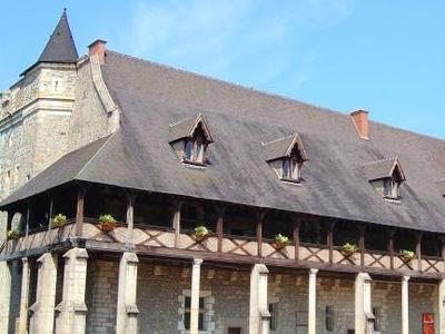 Castle Of Montlucon