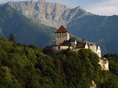 Castle Of Vaduz