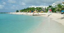 Cave Beach In Montego Bay