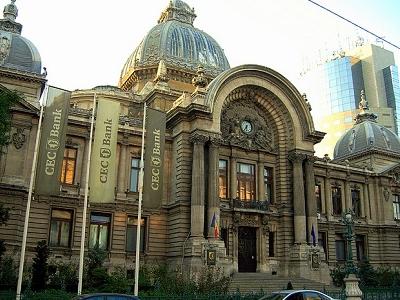 CEC Bank - Bucharest