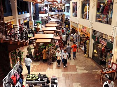 Central Market - Handicrafts