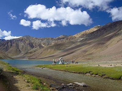 Chandratal - Lahaul & Spiti - Himachal Pradesh