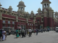 Charbagh Railway Station