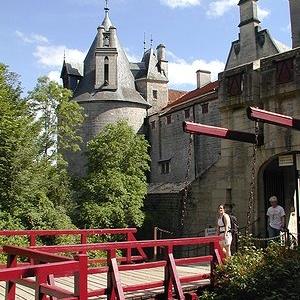 Chateau De La Rochepot Burgundy