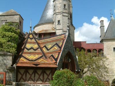 Chateau La Rochepot 2
