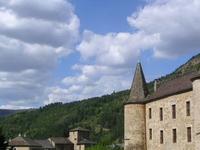 Chateau de Florac