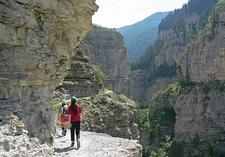 Chemin De Contrebandier - Montagne Mountain - Verdon Alpes