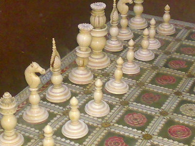 Chess Raja Dinkar Kelkar Museum Pune