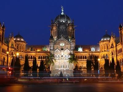 Chhatrapati Shivaji Terminus - CST