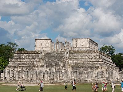 Chichen Itza Archaeological Mayan Site
