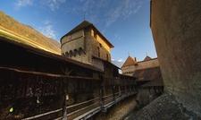 Chillon Inside