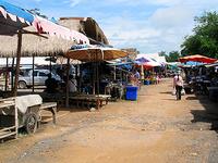 Chong Chom Market