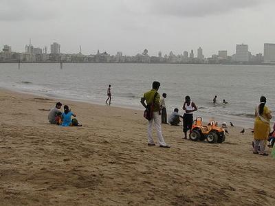 Chowpaty Beach
