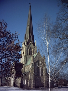 Christ Church Cathedral 2 C Fredericton 2 C New Brunswic
