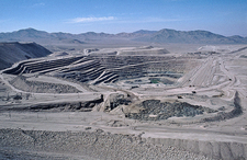Chuquicamata, A Large State-Owned Copper Mine