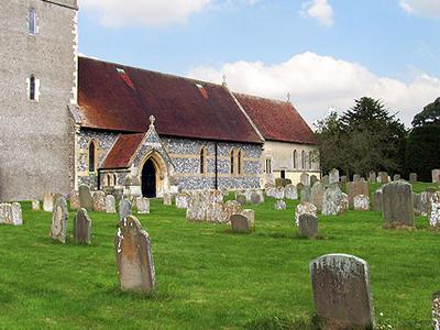 Church In  Chieveley