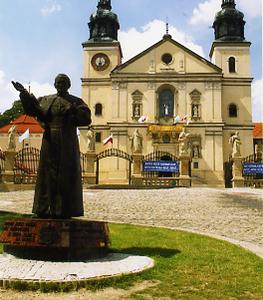Church Of Kalwaria Zebrzydowska