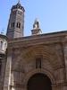 Church Of San Pablo In Zaragoza
