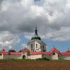 Church Of St John Of Nepomuk At Zelena Aora