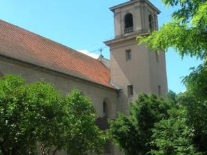 Ciudad de Trinity Church en Łobżenica