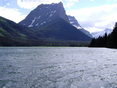 Citadel Mountain - Glacier - USA