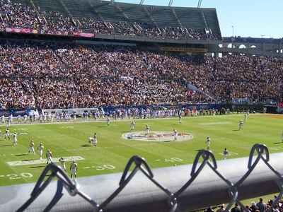 A View Of The Field