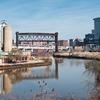 Cleveland Cuyahoga River - Ohio