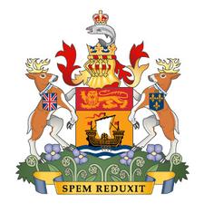 Coat Of Arms Of New Brunswick