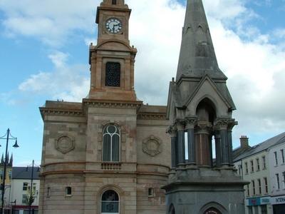 Coleraine  Stadtmitte