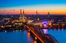 Cologne City View