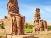 Colossi Of Memnon In Luxor - Egypt