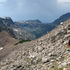Coming Down From Paintbrush Divide