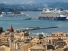 Corfu Town - Old Fort View