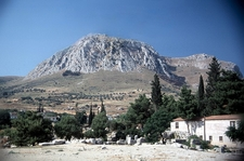 Corinth - Acrocorinth