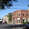 Corner Of Caradoc St. N And Front St. W In Strathroy