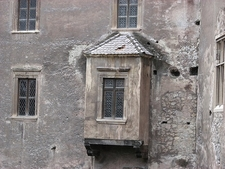 Corvin Castle Windows - Hunedoara