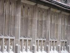 Corvin's Castle Details - Hunedoara